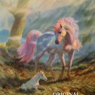 Mother Unicorn Cross Stitch Pattern Horses Fantasy ETP
