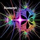 Biomorph Cross Stitch Pattern Science ETP