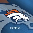Denver Broncos 1 Cross Stitch Pattern Football ETP