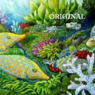 Spotted Filefish Cross Stitch Pattern Waterlife Marine ETP