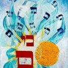 Aleph Bet Cross Stitch Pattern Jewish Hebrew ETP