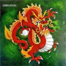 Chinese Dragon Cross Stitch Pattern Oriental ETP
