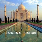 India Taj Mahal Cross Stitch Pattern Palace ETP