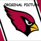 Arizona Cardinals 2 Cross Stitch Pattern Football ETP