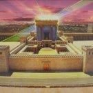 Temple 3 Cross Stitch Pattern Jewish Christian Messianic ETP
