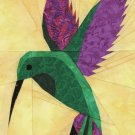 Hummingbird Quilt Cross Stitch Pattern Birds ETP