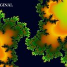 Fractal 1 Cross Stitch Pattern Physics ETP