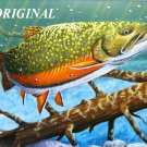 Awesome Trout Cross Stitch Pattern Game Fish ETP