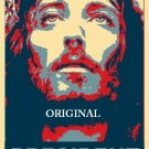 Jesus For President Cross Stitch Pattern Christian ETP