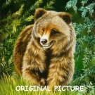 Brown Bear Cross Stitch Pattern ETP