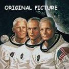 Apollo Astronauts Cross Stitch Pattern NASA ETP
