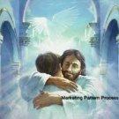 WelcomeHome Cross Stitch Pat Bible Christian Messianic ETP