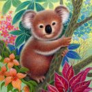 Koala Bear 2 Cross Stitch Pattern Australian ETP