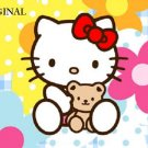 Hello Kitty #1 Cross Stitch Pattern ETP Cats
