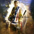 FireFighter 9~11 Cross Stitch Pattern Patriotic America ETP