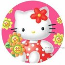 Hello Kitty #4 Cross Stitch Pattern ETP
