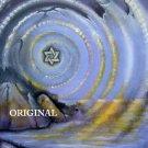 Magen David Genesis Cross Stitch Pattern Jewish Messianic ETP