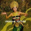 Thai Dancer 2 Cross Stitch Pattern Asian ETP