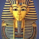 Mask of King Tut Cross Stitch Pattern Egyptian ETP