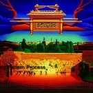 Kotel Wall & Ark Cross Stitch Pattern Jewish Messianic ETP