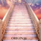 Stairway to Heaven Cross Stitch Pat Bible Christian ETP