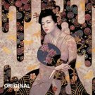 Japanese Beauty Cross Stitch Pattern Geisha ETP