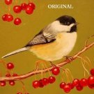 Black Capped Chickadee Cross Stitch Pattern Birds TBB