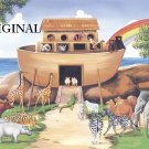 Noah's Ark 2 Cross Stitch Pattern Bible ETP
