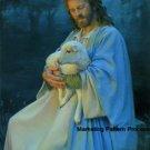 Jesus Knows His Sheep Cross Stitch Pattern Christian ETP