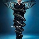 Hugh Laurie ~ House Incurably Himself Cross Stitch Pattern EPT