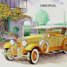 1929 Hudson Cross Stitch Pattern Cars ETP