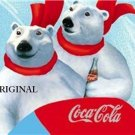 Coca Cola Polar Bears Cross Stitch Pattern Coke
