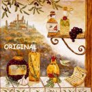 Tuscan Kitchen Cross Stitch Pattern Italian ~ETP~