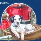 Dalmation Pup Cross Stitch Pattern Fire Dog ~ETP~