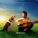 Duet Cross Stitch Pattern Music Dog ~ETP~