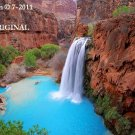 Havasu Falls ~ Grand Canyon Cross Stitch Pattern
