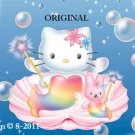 Hello Kitty Rainbow Mermaid Cross Stitch Pattern ~ETP~