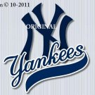 New York Yankees #2 Cross Stitch Pattern Baseball ~ETP~