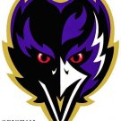 Baltimore Ravens #6 Cross Stitch Pattern NFL Football ~ETP~