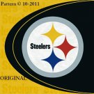 Pittsburgh Steelers #2 Cross Stitch Pattern NFL Football ~ETP~