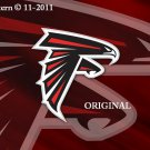 Atlanta Falcons #2 Cross Stitch Pattern NFL Football ~ETP~