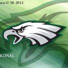 Philadelphia Eagles #4 Cross Stitch Pattern NFL Football ~ETP~