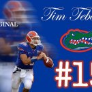 Florida Gators~Tim Tebow Cross Stitch Pattern Football NFL ~ETP~