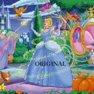 Cinderella's Magic Cross Stitch Pattern Disney ~ETP~
