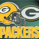 Green Bay Packers #1 Cross Stitch Pattern NFL Football ~ETP~