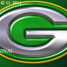 Green Bay Packers #2 Cross Stitch Pattern NFL Football ~ETP~