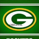 Green Bay Packers Poster Cross Stitch Pattern NFL Football ~ETP~