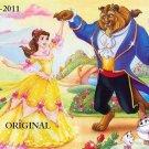 Beauty and the Beast 6 Cross Stitch Pattern Belle Disney ~ETP~