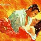 Rhett Butler & Scarlet O'Hara Cross Stitch Pattern Gone With The Wind ETP
