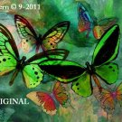 Butterfly Fantasy 2 Cross Stitch Pattern ETP